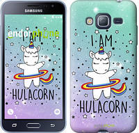 "Чехол на Samsung Galaxy J3 Duos (2016) J320H I'm hulacorn ""3976c-265-17206"""