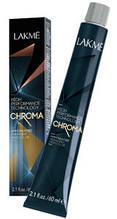 Безаміачна перманентна фарба для волосся Chroma Lakme
