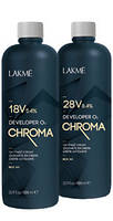 Окислитель для волос 60 мл Chroma Lakme