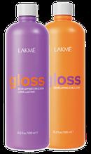 Окислювач (емульсія) для фарби Gloss Lakme 1л