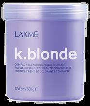 Рідка крем -пудра k.blonde Lakme