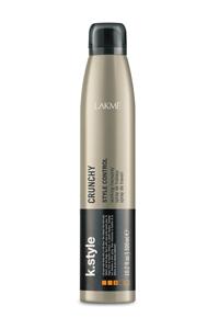 Лак для волос сильной и одновременно эластичной фиксации Lakme Crunchy