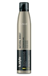 Эластичный мусс для укладки брашингом NATURAL BOOST Lakme