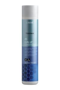 Увлажняющий не смываемый кондиционер для вьющихся и завитых волос Teknia CURL UP Lakme 300 мл