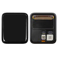 Дисплей (LCD) для смарт-часов Apple Watch 2 38mm с тачскрином, чёрный