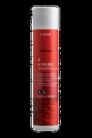 Lakme Тонирующий шампунь для красных, махагоновых и ярких оттенков Ultra Red Teknia 300 МЛ