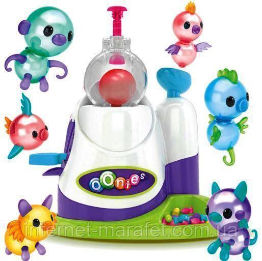 Фабрика для создания игрушек Oonies