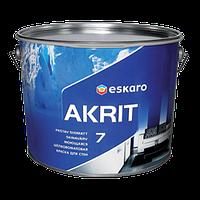 Краска Eskaro Akrit 7, 9,5 л
