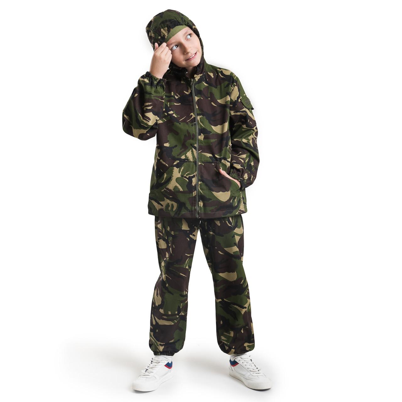 Детский камуфляж костюм для мальчиков Лесоход цвет DPM