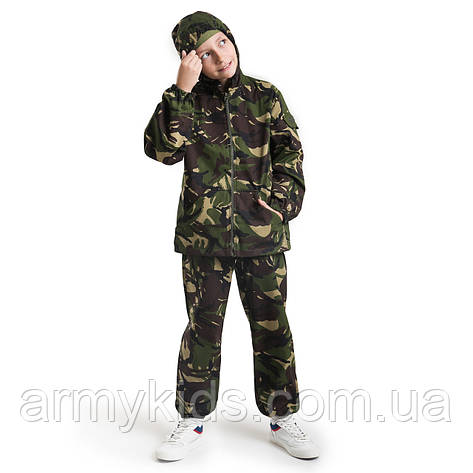 Детский камуфляж костюм для мальчиков Лесоход цвет DPM, фото 2