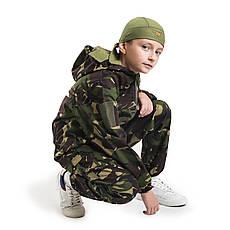 Детский камуфляж костюм для мальчиков Лесоход цвет DPM, фото 3
