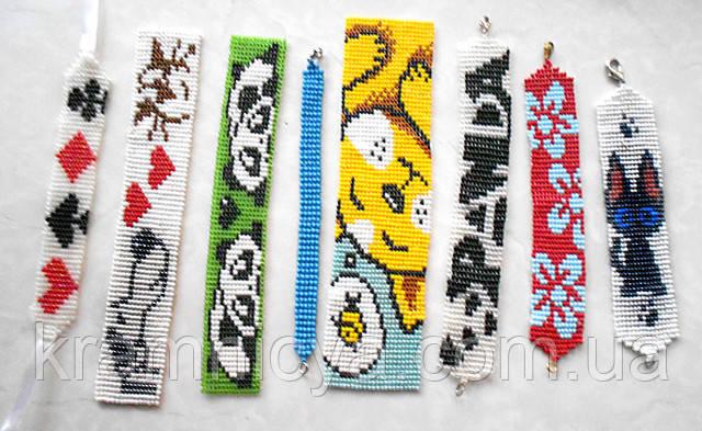 верстат для плетіння з бісеру