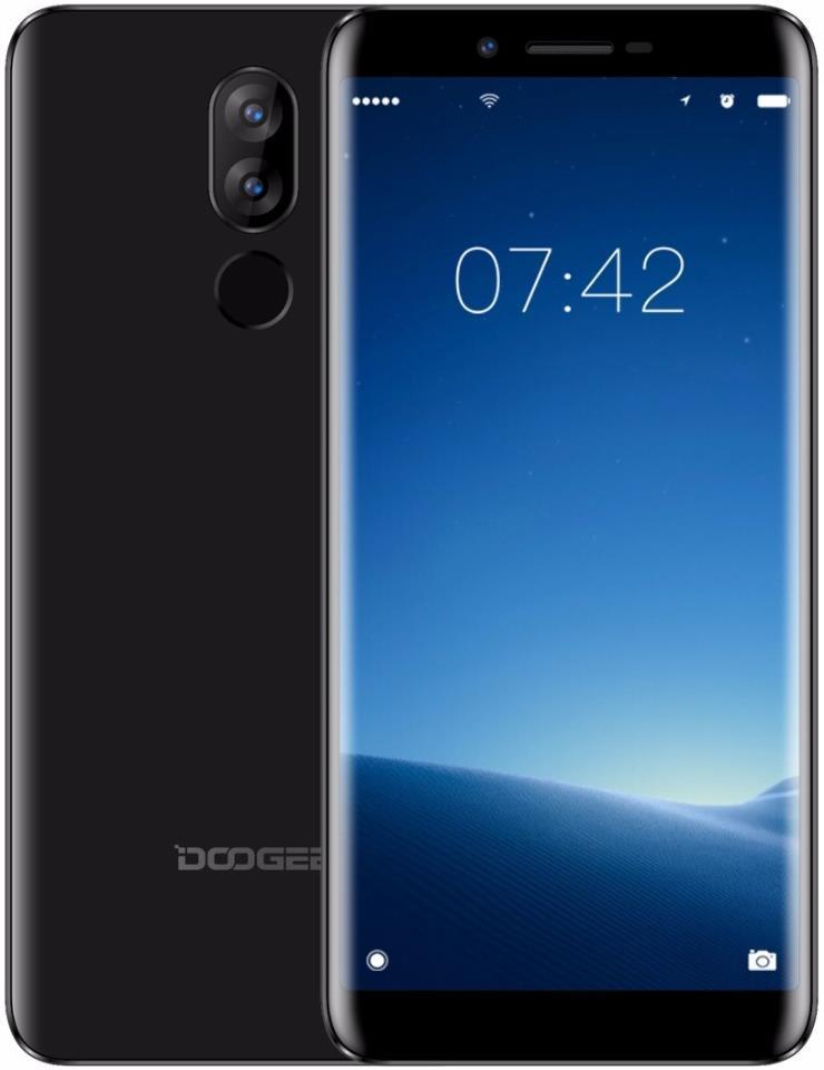 Doogee X60L | Черный | 2/16 ГБ | 4G/LTE | Гарантия