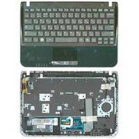 Клавиатура для ноутбука Samsung (NF310) Black, с топ панелью (Black), RU NC110