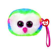 Кошелек TY Gear Разноцветная сова Owen (95201)