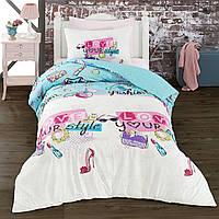 Комплект постельного белья 160х220 см Ранфорс Funny Story Arya AR-TR1005352 7fcd8336f20f9