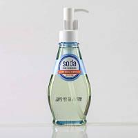 Гидрофильное масло Holika Holika Soda Tok Tok Clean Pore Deep Cleansing Oil - 150 мл