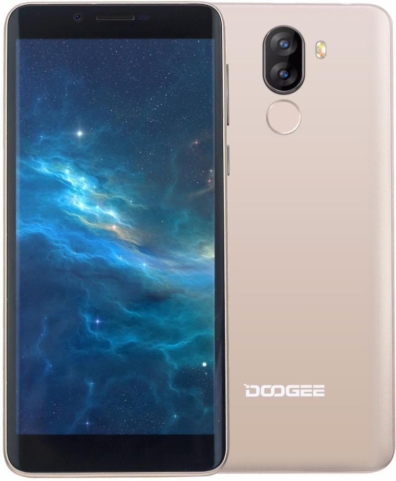 Doogee X60L   Золотистый   2/16 ГБ   4G/LTE   Гарантия