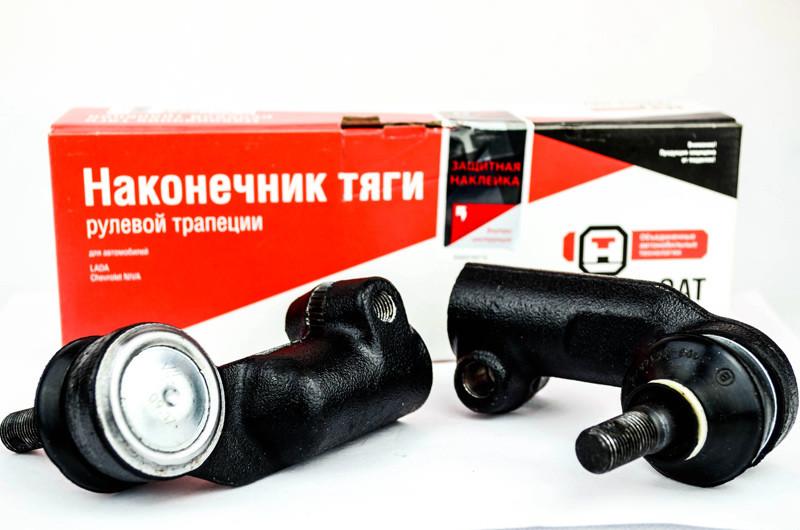 Наконечники рулевых тяг 1118 (к-кт 2 шт) (ВИС) АвтоВАЗ