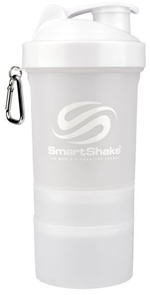 Шейкер SmartShake Original NEON White 600 ml