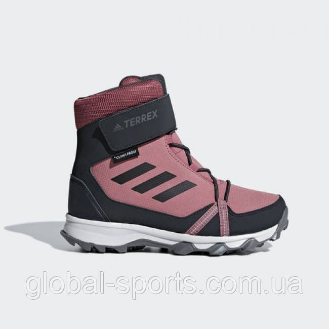 9b6f3a85 Детские зимние ботинки adidas TERREX SNOW CP CW K (АРТИКУЛ: AC7965) -  магазин