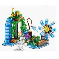 Конструктор Lele My World 33179 Водяная мельница 2 в 1, 163 детали