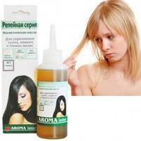Масло для укрепления сухих, ломких и тонких волос отзывы (Роскосметика,115мл)