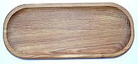 Деревянная доска для подачи блюд, 35х15