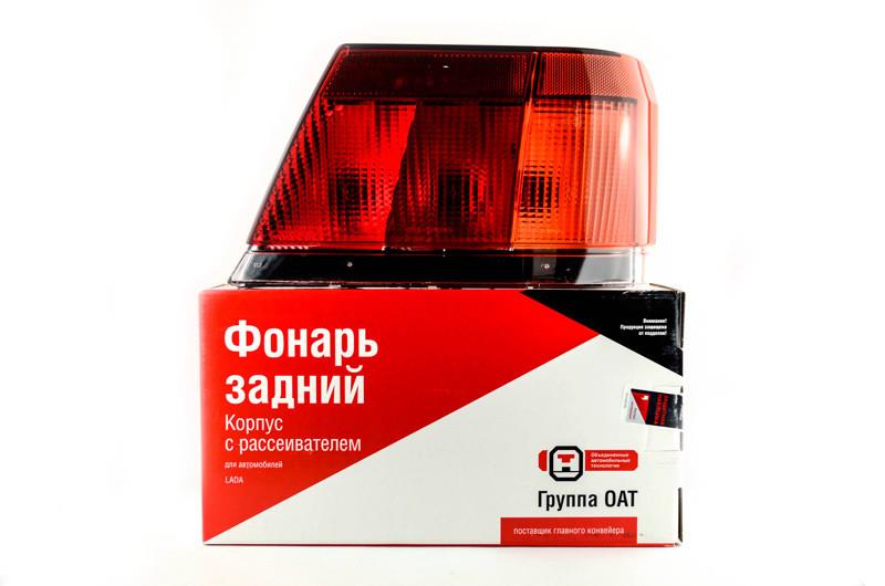 Ліхтар задній 2115 зовнішній правий кут з ущільнювальною прокладкою АвтоВАЗ