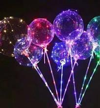Светящиеся led праздничные шарики Bobo Light Baloon