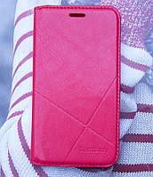 Чехол-книжка для смартфона Samsung Galaxy Core Prime G360 красная MKA