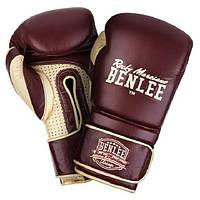 Боксерские перчатки Benlee Graziano (red wine)