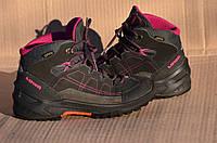 Оригінальне дитяче трекінгове взуття Lowa Approach GTX з Німеччини / Gore-Tex / 23.5 см стелька