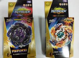 """Игровой набор """"Beyblade TD"""" Yami-terios / Geist Fafnir Лимитированная коллекция"""