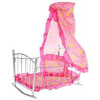 Кроватка для кукол - roy - 9349