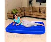 Матраc надувной односпальный Bestway 67001 (188x99x22 см) ортопедический
