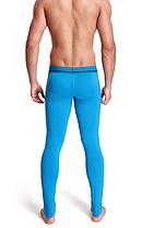 Стильные голубые мужские термо-подштанники Seobean, фото 3