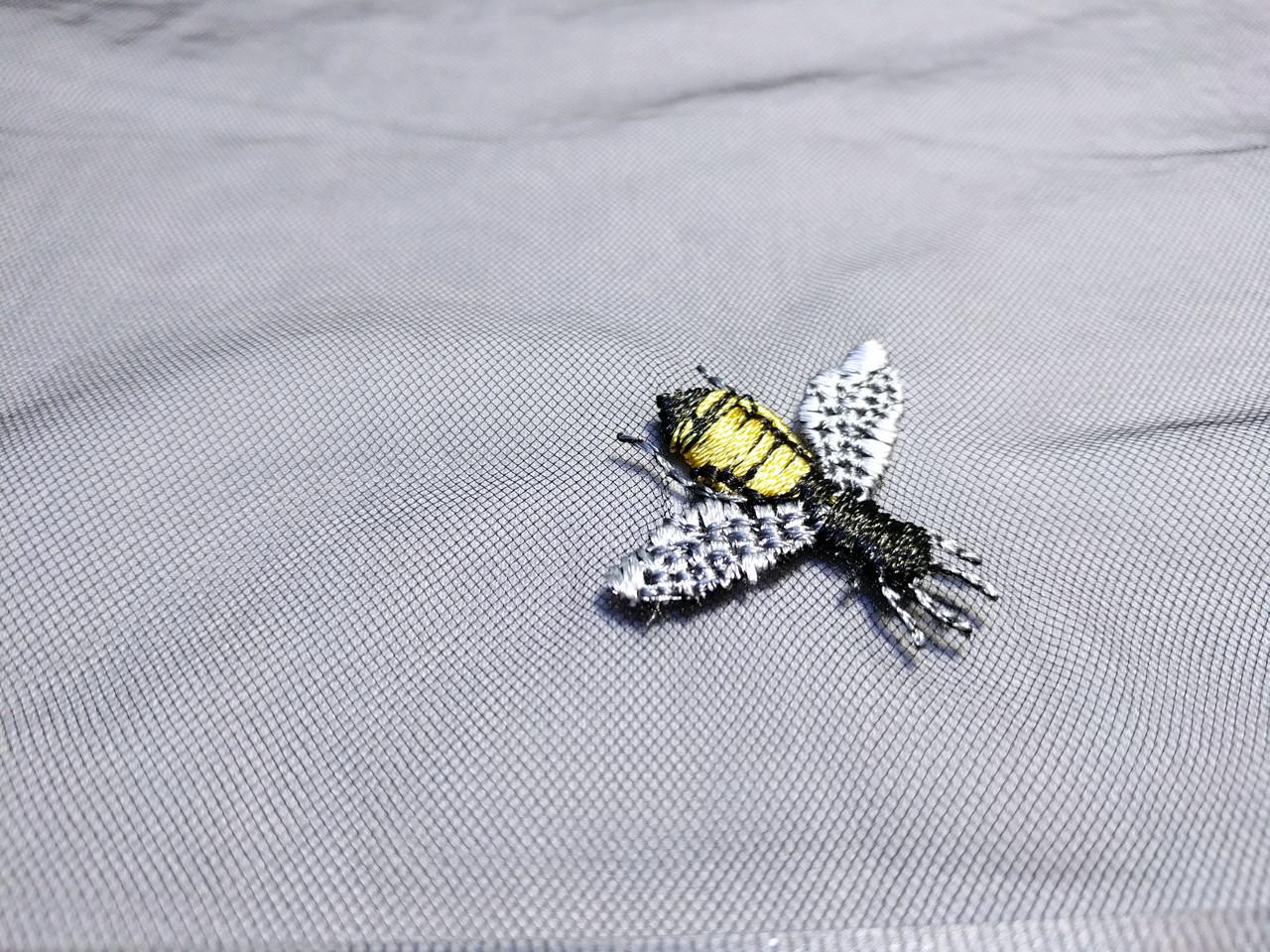 Сетка Фауна пчелки, черный