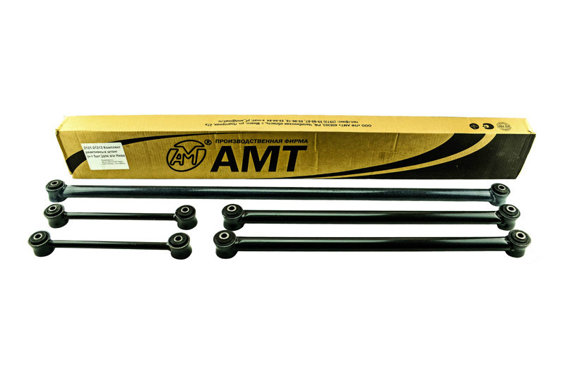 Комплект реактивных штанг 2121-21213 (к-кт 5 шт) АМТ 2121-21213
