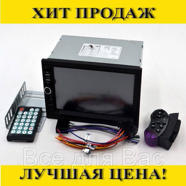 """Автомагнитола с GPS и сенсорным экраном 7018В (7"""")"""