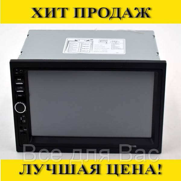 """Автомагнитола с сенсорным экраном 7018В (7"""")"""