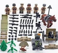 Набор Soviet Army, военный конструктор