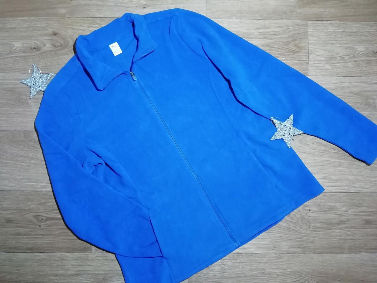 Синя жіноча фліс Old Navy (США) Розмір XL