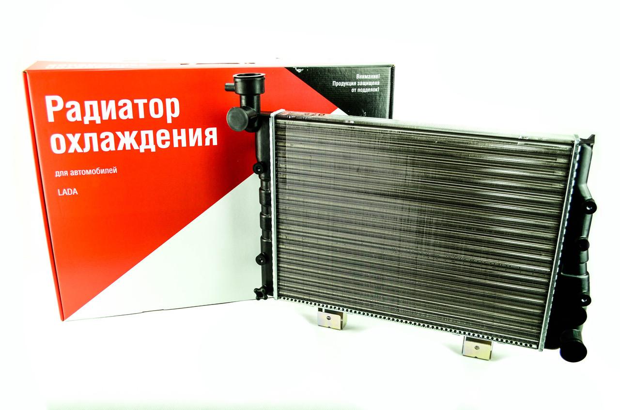 Радиатор охлаждения 2105 АвтоВАЗ