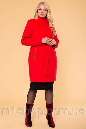демисезонное пальто больших размеров Modus Эльпассо 1 Donna 1096, фото 2