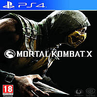 Mortal Kombat X SUB PS4 (Б/У)