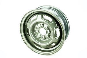 Диск колесный 2108 (цвет серый) АвтоВАЗ