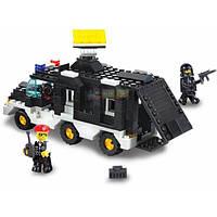 Конструктор Sluban 206 деталей, конструктор полиция, конструктор  M38-B1900