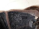 УЦЕНКА! Коричневый натуральный парик каре. Сетка на проборе, имитация кожи., фото 8
