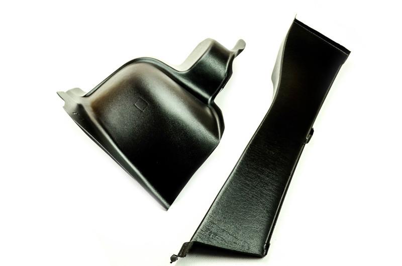 Обивка багажника 2106 пластик (усиленная) (к-кт 4 шт)